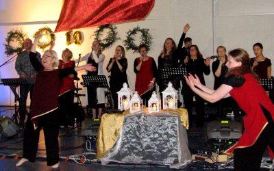 Missio Churchin 10-vuotisjuhla